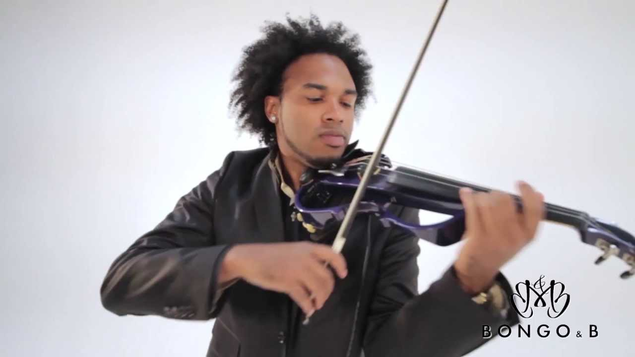 Bongo & B Entertainment: Electric Violin (Male)