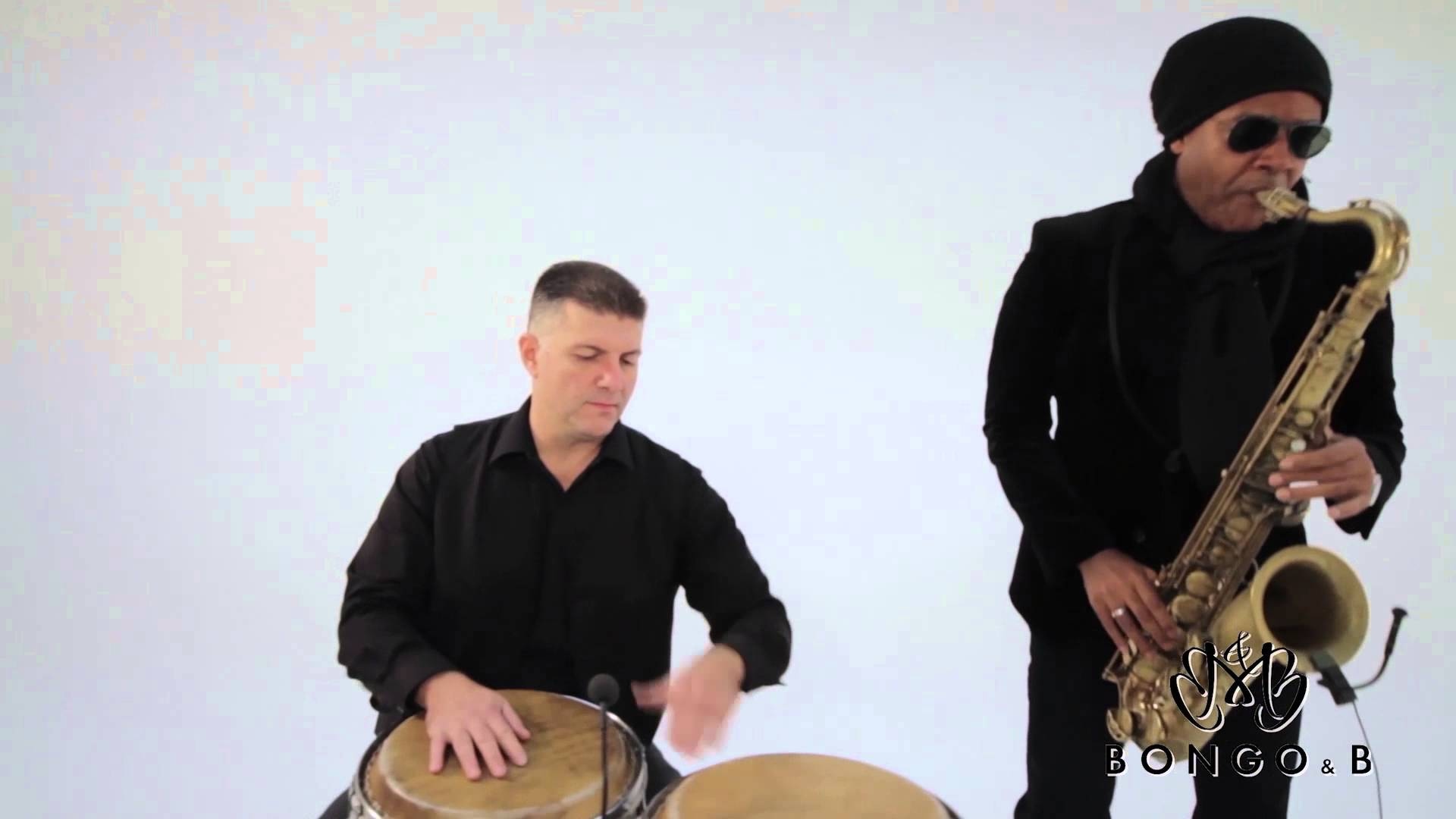Bongo & B Entertainment: Sax & Conga