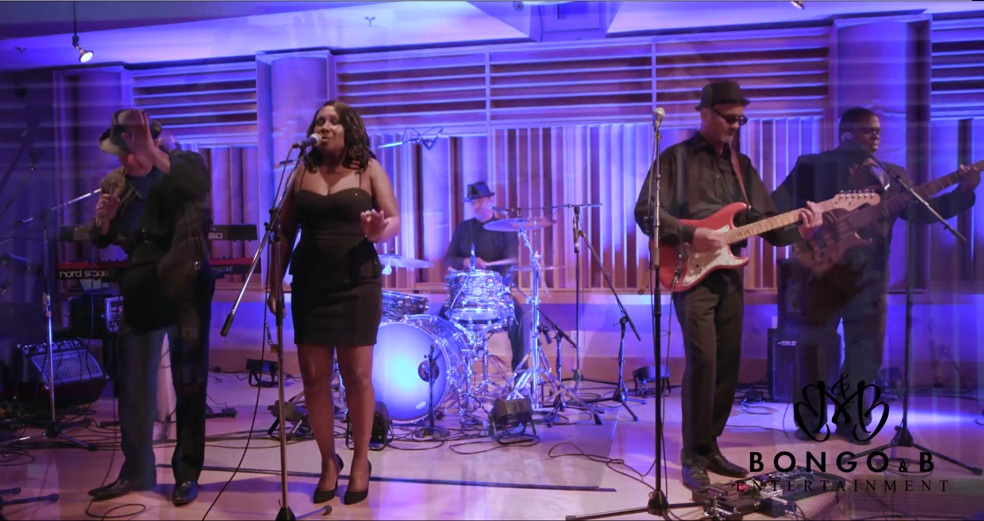 Toronto Wedding / Corporate Band | R&B, Top40, and Classic Hits